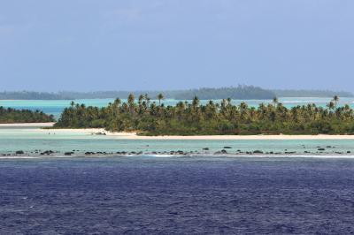 世界の島巡り(クック諸島のアイツタキ島)