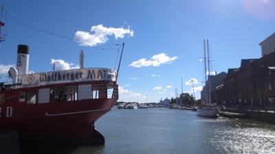 ロシア、北欧、バルト海 個人旅行 その3 ヘルシンキ、アキ・カウリスマキの世界に触れる編