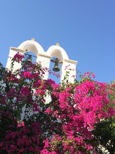 2016年サントリーニ島ーパロス島旅行記4(幸せのパロス~奈落のアテネからの帰国編)