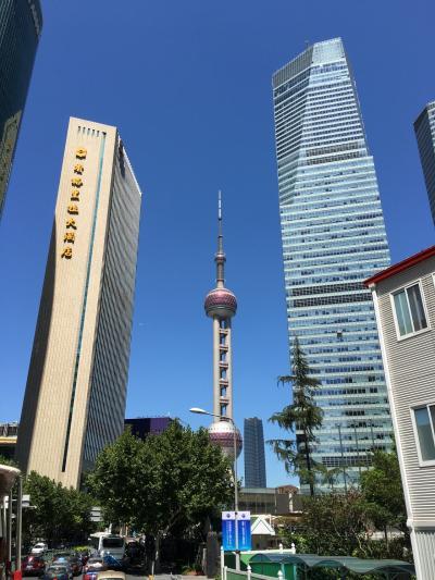 ディズニーランドメインの初!上海旅行4日目part1