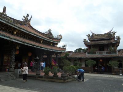 友人夫妻と行くちょっと台湾旅行 その2 〜 台湾イベント参加と孔子廟。久しぶりの士林夜市では思わぬ誤算! 〜