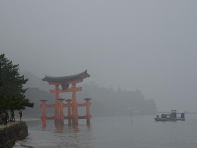 厳島神社を満潮から干潮まで堪能 ーアウトドア好きの瀬戸内巡り(5)