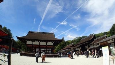 今回の行き当たりばったり京都旅行は、行列に並ぶ事が多かったです! 後半