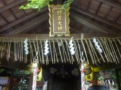 小雨の、京都嵐山。