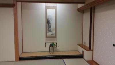 素晴らしい和食を堪能第2弾(山神温泉)