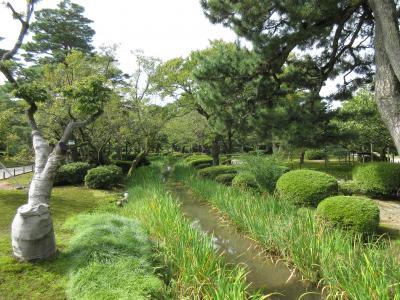 金沢・兼六園と武家屋敷を巡る旅