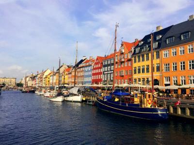 北欧ぶらり旅  inコペンハーゲン