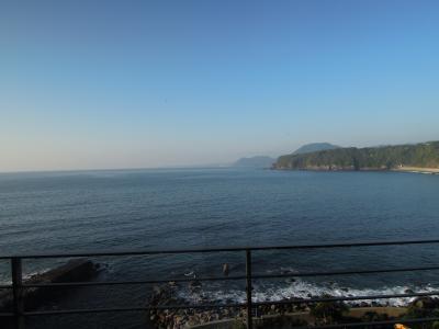 稲取温泉「銀水荘」と中伊豆ワイナリー
