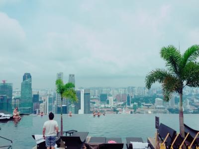 2017 チャイナエアライン ビジネスクラスで行く シンガポール 5日間(後半) Espa グルメ・ホテル編