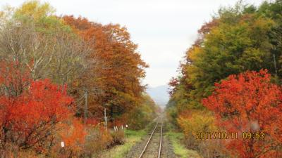 網走:ローカル列車の旅