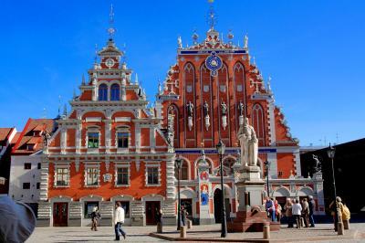 ラトビアの世界遺産リガ歴史地区
