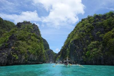"""駐在のついでに 【その53】 フィリピン遠征⑯ エルニド3日目 Tour A で、続いて""""Big Lagoon""""へ!"""