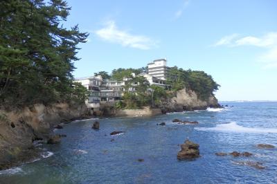ときわ路パスでパワースポット御岩神社と岡倉天心美術館と六角堂に日帰り旅