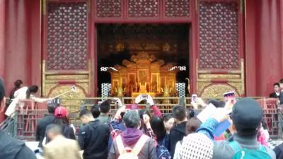 北京 2泊3日プチ旅行 万里の長城・故宮博物院