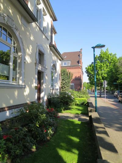 心の安らぎ旅行(2017年春 Stadthagen シュタットハーゲン Part1)