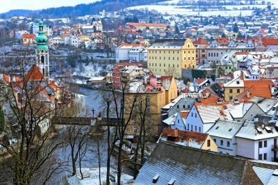 チェコの世界遺産チェスキー・クルムロフ