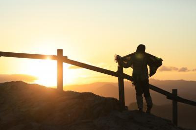 秋の北海道 10日間 気ままな女子旅  美幌峠で車中泊  (3)~氷点下で迎えた日の出~ 【屈斜路湖周辺の野天風呂めぐり】