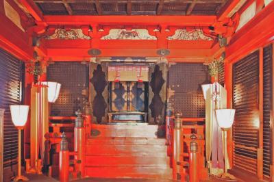 三芳野神社 わらべ歌 とおりゃんせ♬の発祥の地!を 訪れたくて