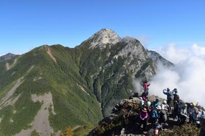 CMで宇多田ヒカルが登った栗沢山へ日帰り登山