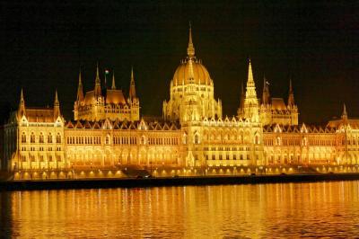 ハンガリーの世界遺産ドナウ河岸とブダ城地区