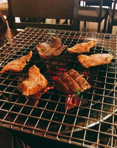 美容室と一人焼き肉とドリアンとリベリカ珈琲~マレーシア・ジョホールバル