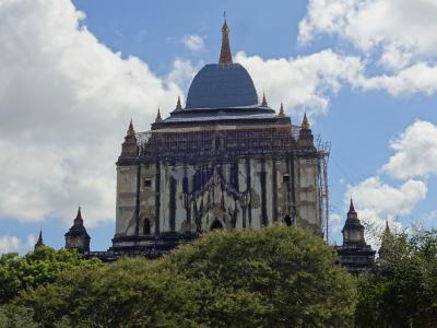 行きそびれていたミャンマーに初挑戦 その9 バガンの素晴らしさはその景観にあった