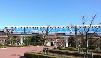 ◇2017年2月◇東京ディズニーリゾート 1泊2日【1日目】