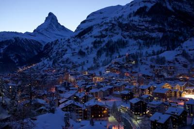 10回目のスイス・ツェルマットSKI