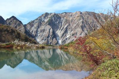 一足早い紅葉を見る為長野の山に登り続ける一人旅5日目