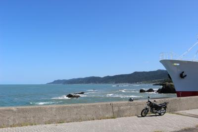 海が見たくなったツーリング