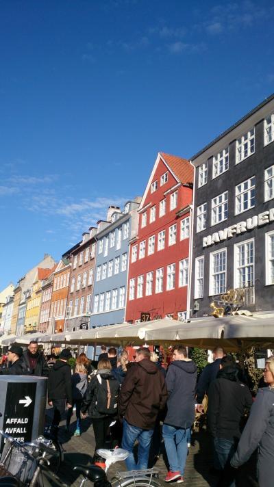 北欧の秋、デンマーク&スウェーデン~大人女子一人旅~1日目
