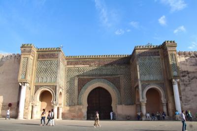 モロッコ 高原にある美しい街 メクネス