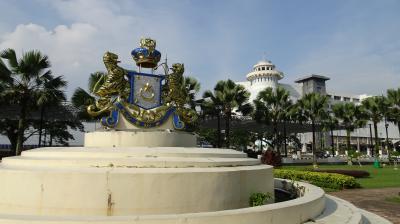 2017年JAL修行 シンガポール2回目 5 <マレーシア観光>