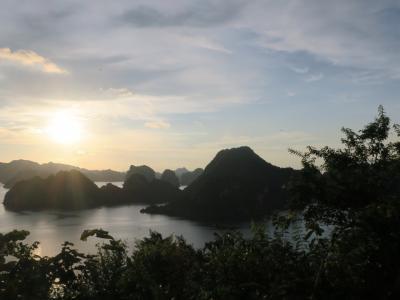 2度目のベトナム2日目:ハロン湾