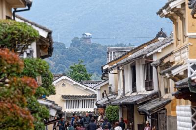古い町並み巡り(内子町)