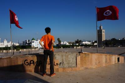 言葉はわからなくてもチュニジアは楽しめる (1) まずはチュニスのメディナを歩き回る