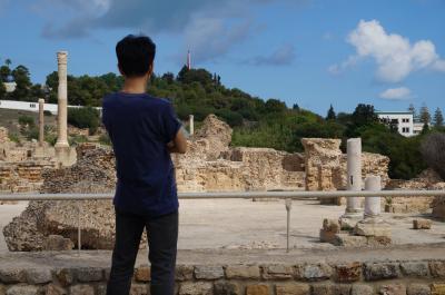 言葉はわからなくてもチュニジアは楽しめる (3) 歴史に興味はなくてもカルタゴを目指す