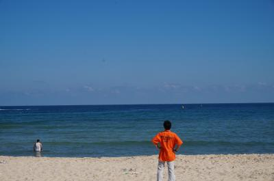言葉はわからなくてもチュニジアは楽しめる (4) 日曜はスースで市場散策三昧