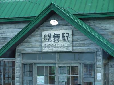 2017夏の18きっぷ【2冊目】 大阪から電車で行く北海道7Day's(10)東鹿越~新得間代行バスの旅(5日目・後半)