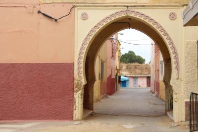 モロッコ メクネス市内観光 3
