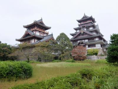 京都 伏見桃山城、月桂冠大倉記念館