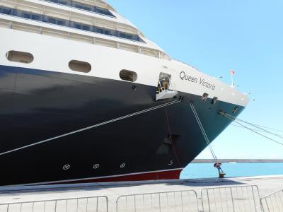 シニアの旅、キャセイ航空プレエコノミー席で行く、ローマからクイーンビクトリア号の船旅、メッシーナ海峡、アルベロベッロ、コトール、ドブロクニック、ベニス経由トリエステ港