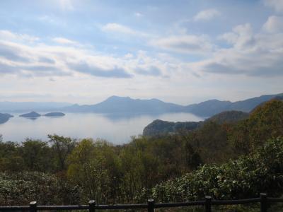 北海道旅行 Hokkaido ~支笏湖・余市・小樽・洞爺湖巡り~
