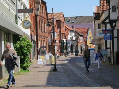 心の安らぎ旅行(2017年春 Nienburg ニーンブルク  Part1)