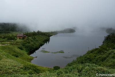 夏の東北旅行【6】霧の八幡平
