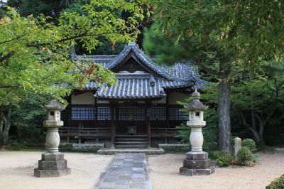 高倉寺。妙見山感應寺。