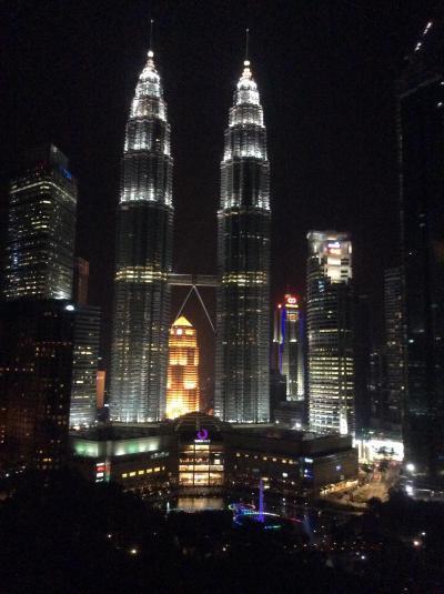 一人でふらっとマレーシア。バスでマラッカじっくりクアラルンプール。買物とグルメ 3タワー