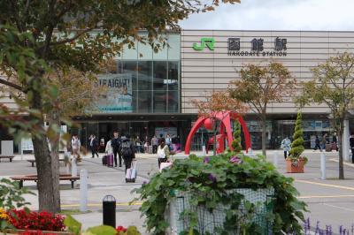 函館のレトロな建物を訪ねて彷徨う、御朱印に風景印、マンホールの蓋・・・市電と徒歩で。
