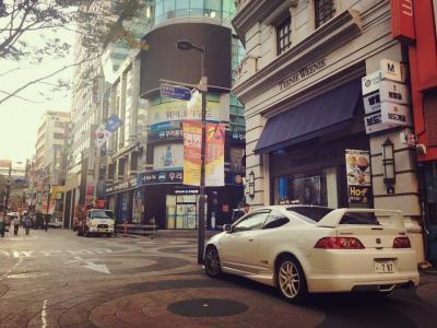 名古屋からマイカーで目指すソウル 韓国縦断ドライブ旅行2017