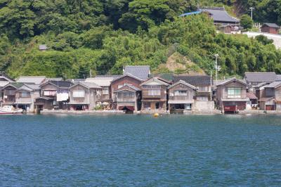 古い町並み巡り(伊根の船宿)